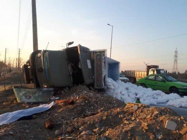 حادثه بزرگراه آزادگان