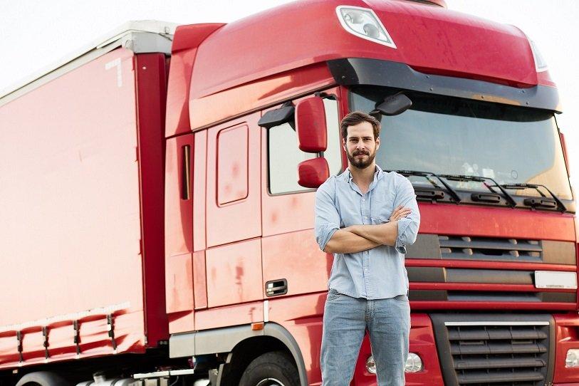 راننده کامیون جز مشاغل سخت یا آسان؟